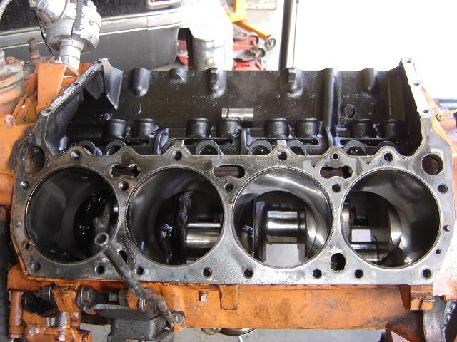 Engine Rebuild 400 to 470 CID Stroker - Page 1